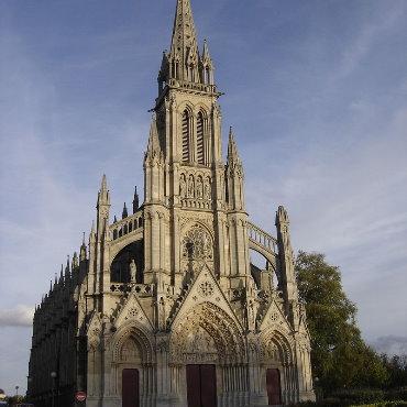 Basilique Notre Dame de Bonsecours