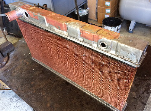 Proradia-faisceau-ajusté-radiateur-ferrari-mondial-collection