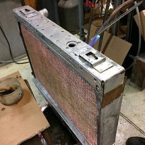 Proradia-réparation-radiateur-chariot-elevateur-01