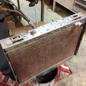 Proradia-réparation-radiateur-chariot-elevateur